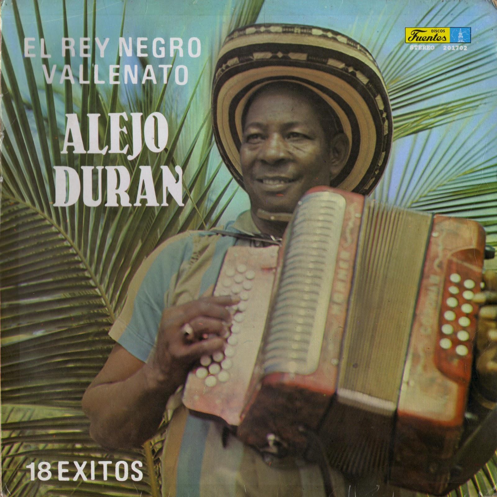 Alejandro Durán Y Su Conjunto - La Ola Del Vallenato