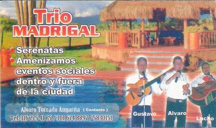 Trio Madrigal