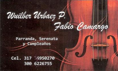 Trio Wilber y Fabio