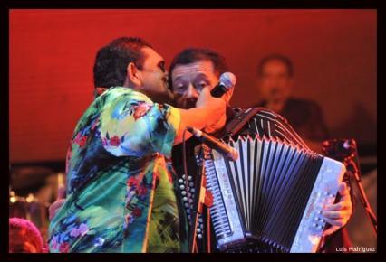 El reencuentro de Poncho con su hermano Emilianito fue el momento más emocionante del Festival de Orquestas.
