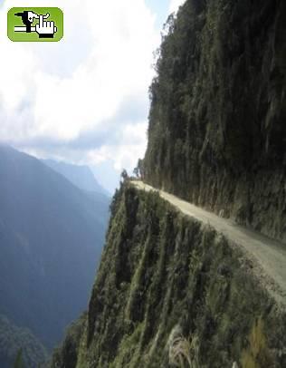 Yungas el camino de la muerte en bolivia www portalvallenato net