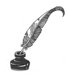 Resultado de imagen de pluma escritor