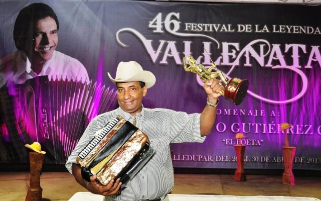 Wilber Mendoza Zuleta - Rey Vallenato 2013