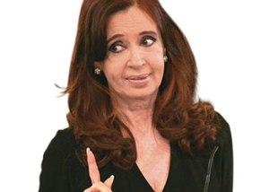 La presidente Cristina Fernández, quien se recupera de una operación, enfrenta la grave amenaza de las drogas en su país.