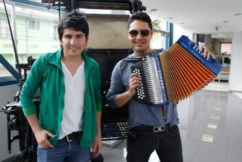 Duban Bayona & Jimmy Zambrano.