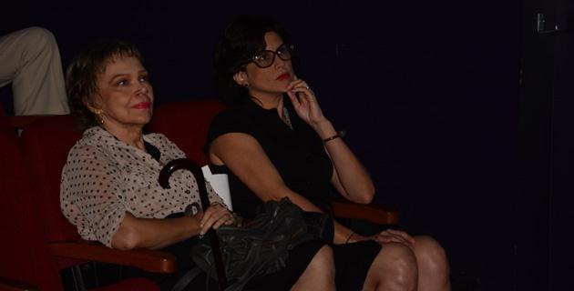 Nancy Sojo y Ana Londono