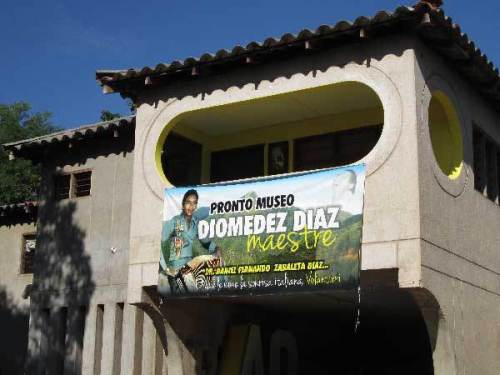 museo diomedes diaz