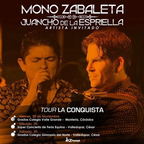 Tour 001 - La Conquista