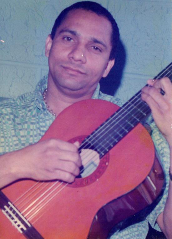 La mejor herencia que considera Deimer le dejó su padre Nando Marín, fue su inclinación por las composiciones vallenatas.