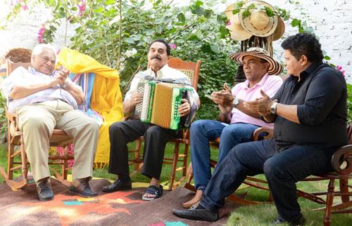Dinastía López, de La Paz, Cesar. Foto Adamis Guerra