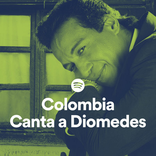 Spotify corona a Diomedes Díaz como Rey de los Cumpleaños