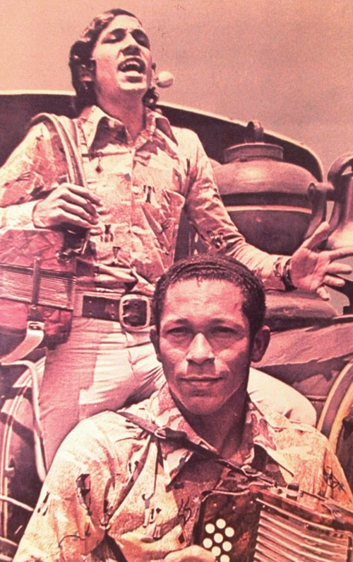 Rafael Orozco y Emilio Oviedo