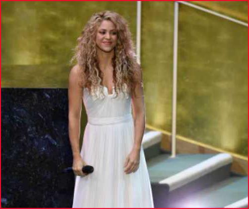 Shakira-papa