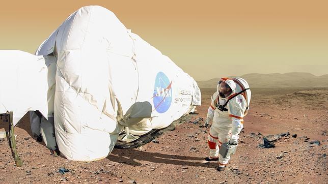 Casa marciana