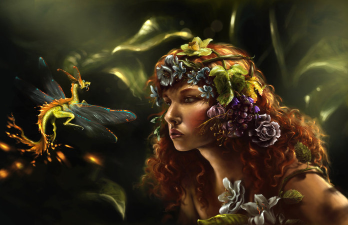 flora_and_the_dragonfly_by_morgainelefee-d3fq728-696x451