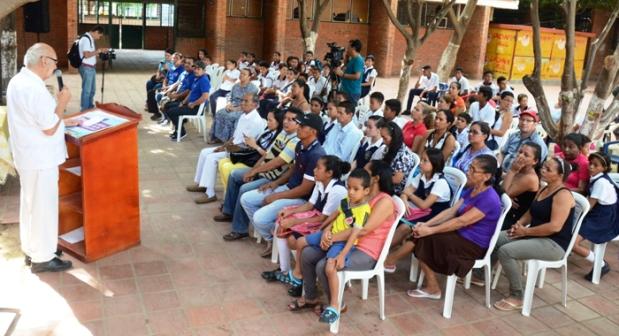 Programa Niños Adelante FFLV - BBVA