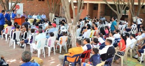 Programa Niños Adelante Fundación FLV - BBVA