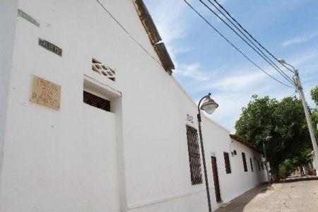 Al inicio de los callejones se aprecian placas con los nombres de estos sitios. Joaquín Ramírez/EL PILÓN