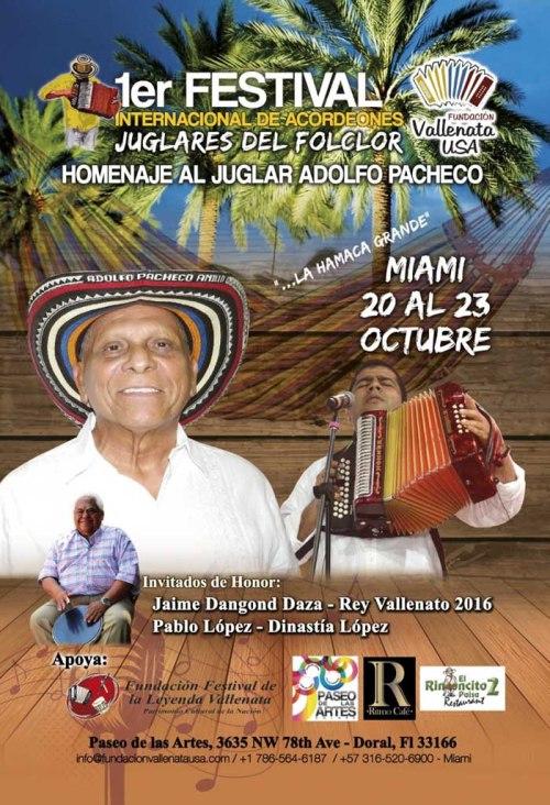 afiche-primer-festival-internacional-de-acordeones-miami