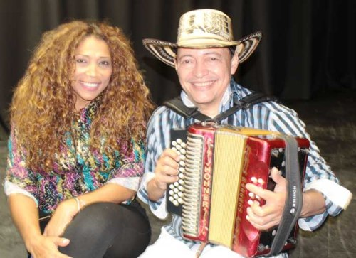 Aylin Rodríguez y Manuel Vega Ganadores Primer Festival Internacional de Acordeones
