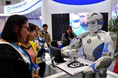 china-robot