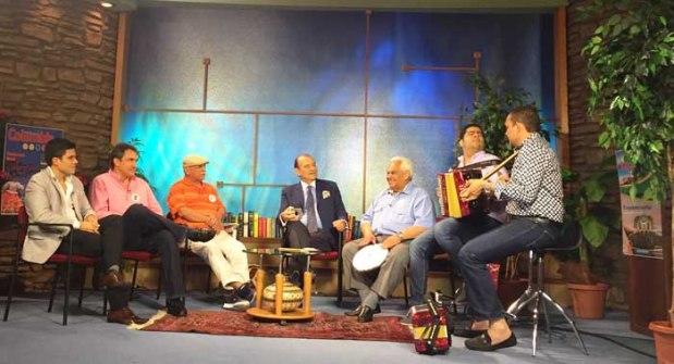 Conversatorio Primer Festival Internacional de Acordeones