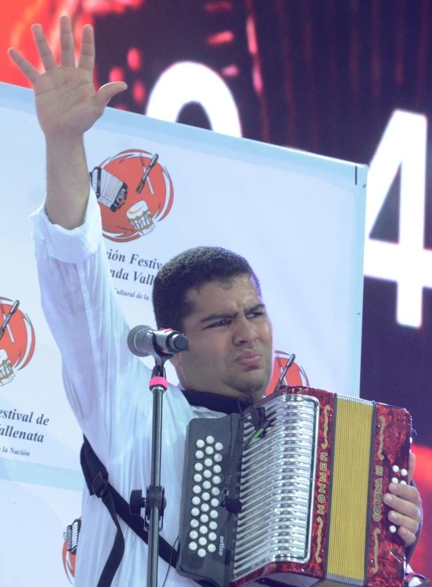 Jaime Dangond Daza, Rey Valllenato 2016