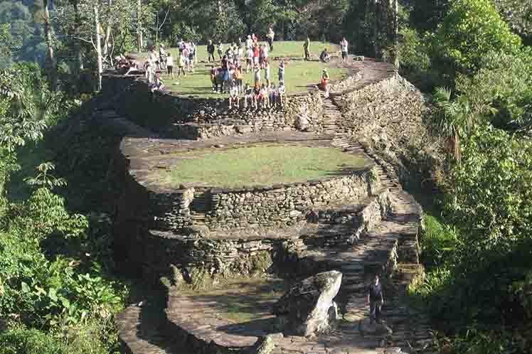 Sanearan Parque Colombiano Tayrona Situado En Reserva De La Biosfera Portalvallenato Net