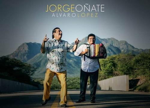 Jorge Oñate y Alvaro López