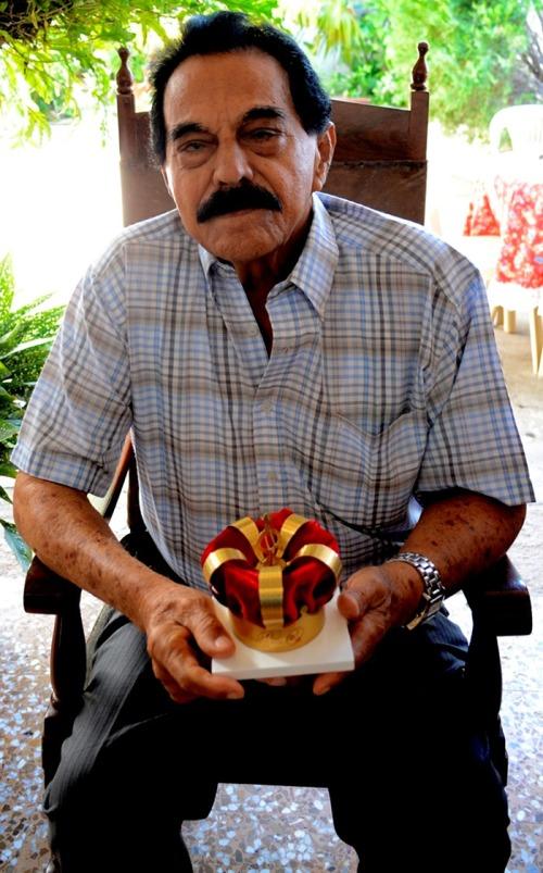 Rey Vallenato Miguel López