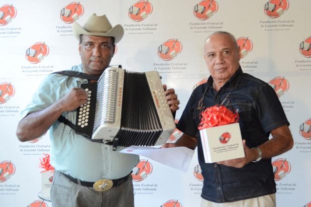 Wilber Mendoza y Tobias Enrique Pumarejo