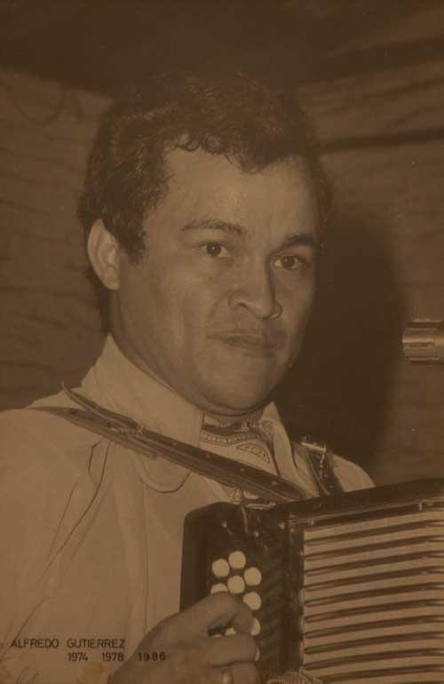 1974-1978-1986 Alfredo de Jesús Gutiérrez