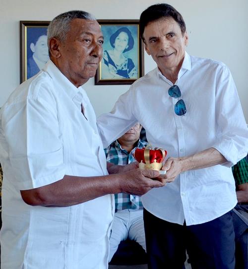 Alberto Rada y Gustavo Gutiérrez