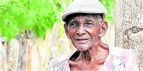 Foto: Yomaira Grandett / EL TIEMPO Díaz vive humildemente en Gamero (Bolívar), su pueblo natal.