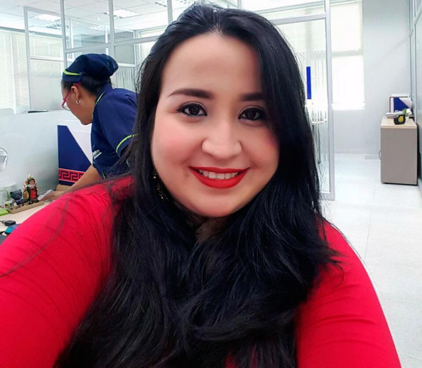 Mari Contreras, autora de 'La atracadera'.