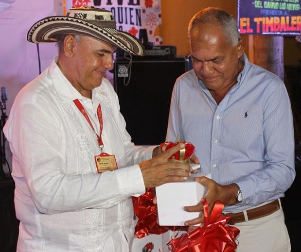 Rey Vallenato Freddy Sierra