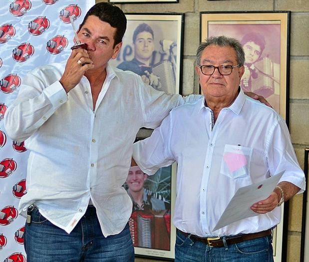 Ever Jiménez, Rey de la Canción Inédita Vallenata