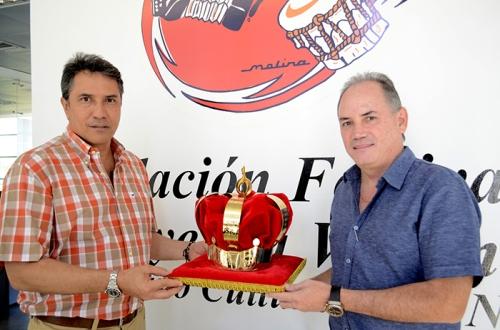 Rodolfo Molina y Franco Ovalle