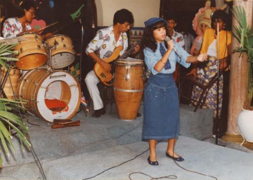shakira_1987_en_barranquilla