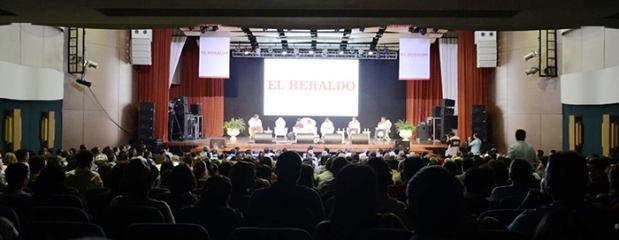 Conversatorio Festival Vallenato en Barranquilla