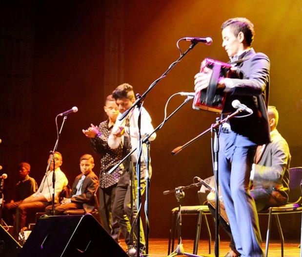 Lanzamiento Bogotá - Rey Juvenil