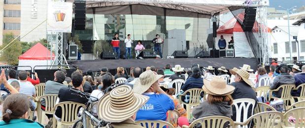 Lanzamiento Chapinero - Bogotá