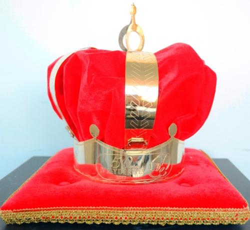 Corona Cuarto Rey de Reyes 2017 FFLV