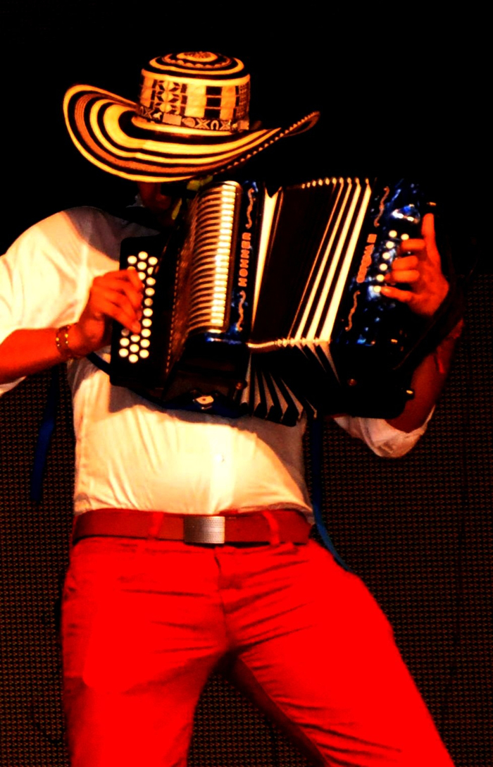 El acordeòn es el alma del vallenato - Foto Edgar de la Hoz