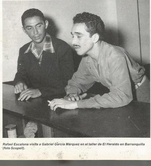 ESCALONA Y GARCIA MARQUEZ, BARRANQUILLA 1950