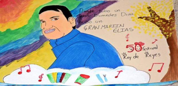 Homenaje al Gran Martín Elías