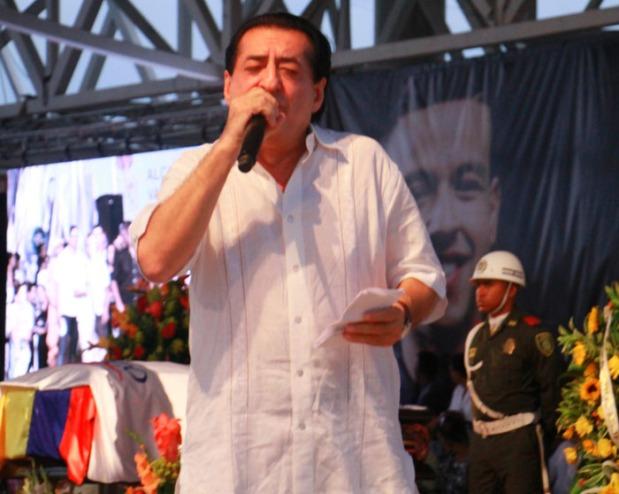 Jorge Oñate - Despedida Martín Elías
