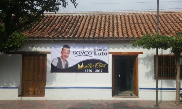 Martín Elías en Valledupar 2
