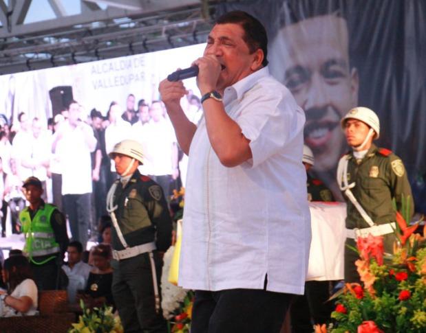 Poncho Zuleta - Despedida Martín Elías