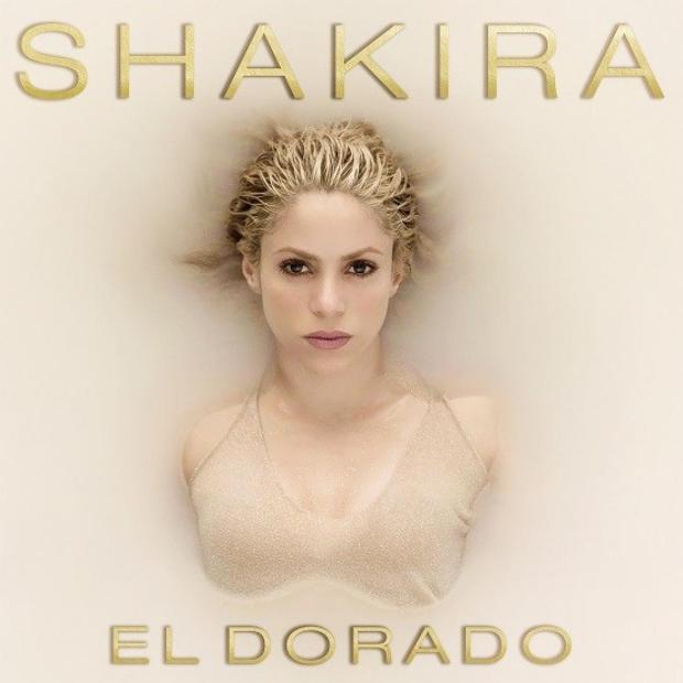 shakira-el-dorado-portada